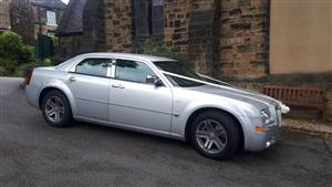 Chrysler C (Baby Bentley) Wedding car. Click for more information.