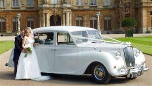 Austin 1963 Princess Wedding car. Click for more information.