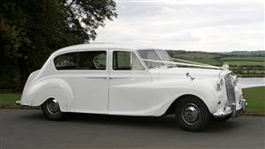 Austin 1964 Princess Wedding car. Click for more information.