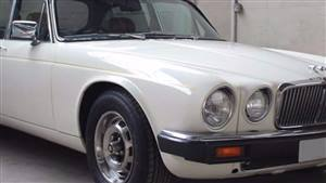 Jaguar XJ6 MK2 Wedding car. Click for more information.
