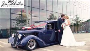 Get a wedding car quote.