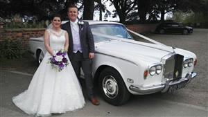 Get a wedding car quote.