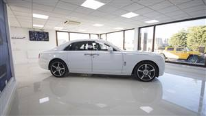 Rolls Royce Ghost V Wedding car. Click for more information.
