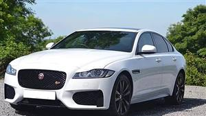 Jaguar XF Supercharged Wedding car. Click for more information.