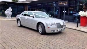 Chrysler 300C Baby Bentley Wedding car. Click for more information.