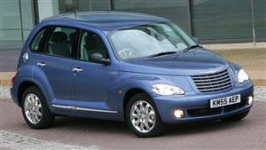 Chrysler PT Cruiser Limited Edition  Wedding car. Click for more information.
