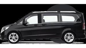 Mercedes-Benz V220 Sport Wedding car. Click for more information.