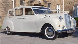 Austin Princess 1964 Wedding car. Click for more information.