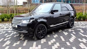 Range Rover E Wedding car. Click for more information.