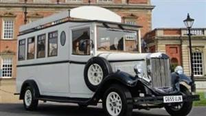 Asquith Mascot Wedding car. Click for more information.