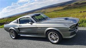 Ford Shelby Mustang GT500 Wedding car. Click for more information.
