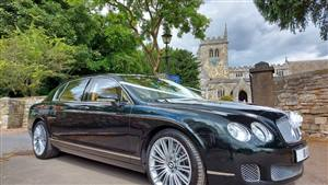 Bentley Flying Spur Speed  Wedding car. Click for more information.