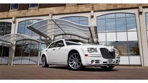 Chrysler 300c (Baby Bentley) Wedding car. Click for more information.