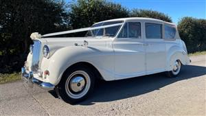 Austin Princess 1964 Wedding car. Click for more information.
