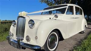 Austin Princess Wedding car. Click for more information.